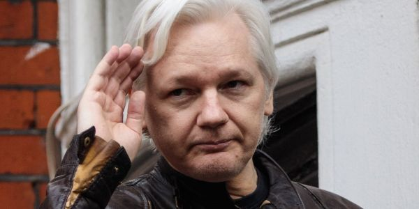 Ecuador has cut off Julian Assange's internet connection in its London embassy