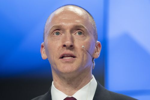 Carter Page raised idea of Trump going to Russia to other campaign foreign policy advisers