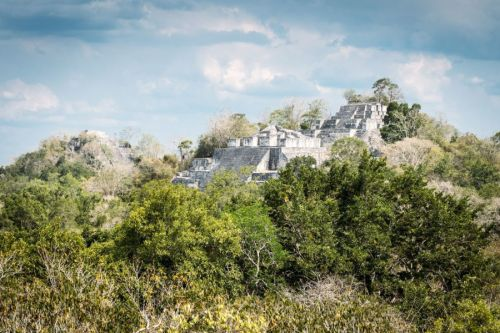 Visiting The Hidden Mayan Ruins Of Calakmul In Mexico