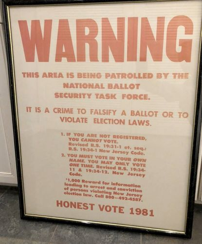 The Caged Ballot