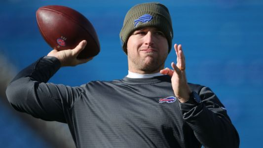 Bills name Matt Barkley as starting QB vs. Jets