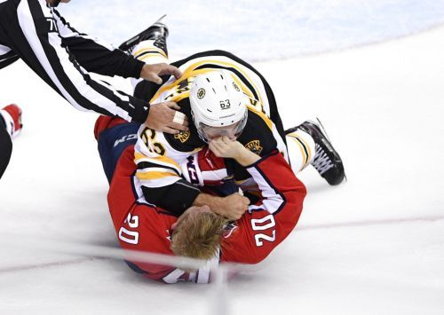 Ouch! Bruins thrashed by Capitals to open NHL season