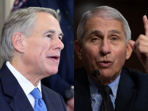 Fauci slams Texas and Mississippi's 'inexplicable' decisions to lift COVID-19 mask mandates, which risk another 'surge' in cases