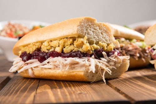Capriotti's Kicks-Off the Holidays with Free Bobbies - The Official Food of Friendsgiving