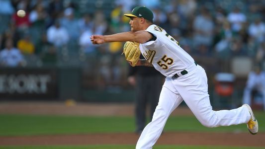 Athletics' Manaea no-hits Red Sox, Darvish struggles once again
