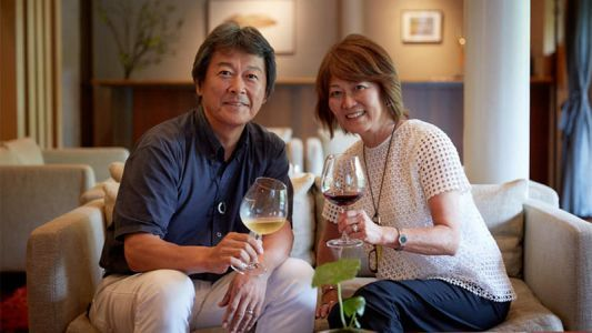 It's Impossible Not to Root for This Japanese-Californian Winery