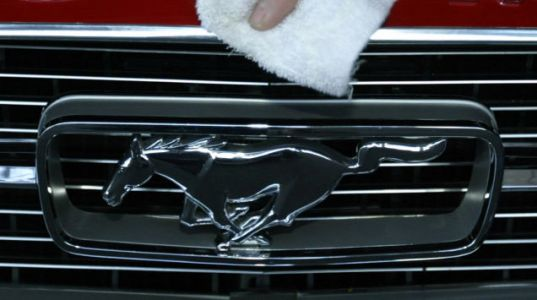 This Day In History: Meet The Ford Mustang