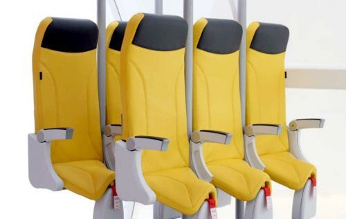 Design firm wants to make air travel more dehumanizing than ever
