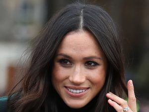 There's One Beauty Rule That Meghan Markle Always Insists On