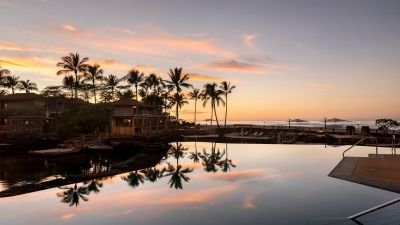 Four Seasons Resort Hualalai Awarded Five-Stars by Forbes Travel Guide