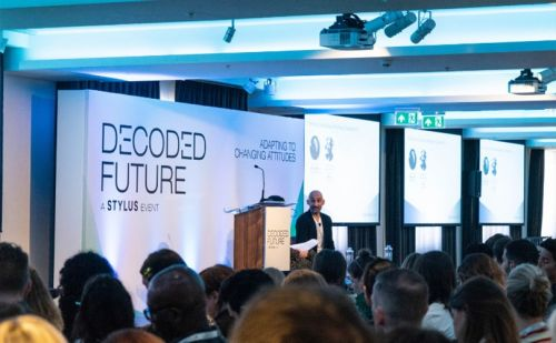 Sustainable provocations met with optimism at Decoded Future London