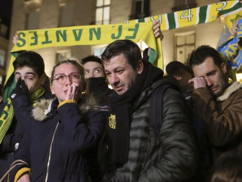 Argentine soccer ace Emiliano Sala aboard plane missing in English Channel, days after $19 million transfer to EPL