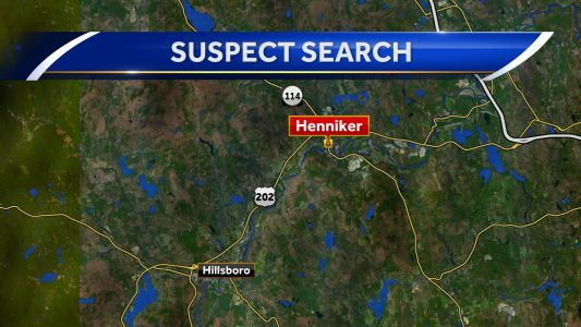 Henniker Police search for suspect or suspects driving recklessly in SUV with stolen plates