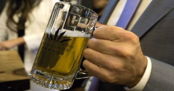 World's First Cannabis Beer 'Hits You Very Quickly'