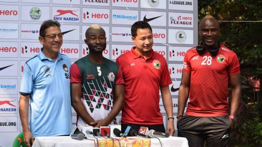 I-League 2017: Advantage Lajong if Sony Norde and Kromah misses out, says Bobby Nongbet