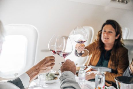 Why Wine Tastes Different on Airplanes