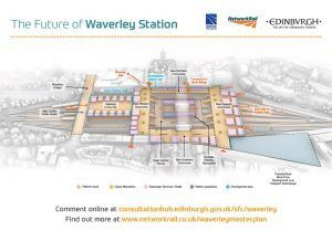 Views Sought on Future of Waverley Station