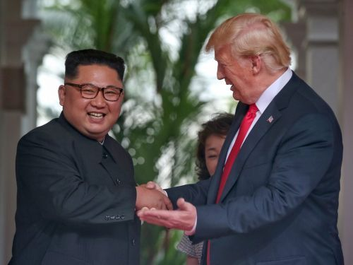 It looks like North Korea is coming through with a 'major' denuclearization step for Trump