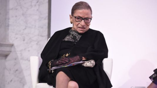 Ruth Bader Ginsburg Hospitalized Again