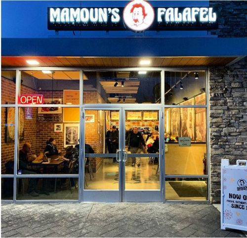 New York City's Iconic Mamoun's Falafel Continues New Jersey Takeover with New Paramus Location