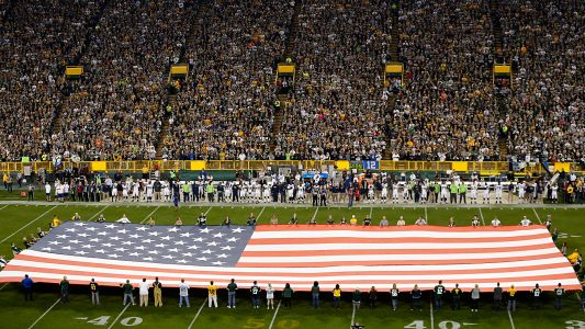 National anthem policies by sport: NFL, NBA, WNBA, MLB and NHL