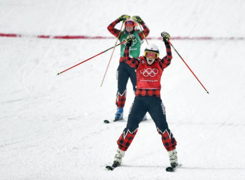 2018 Winter Olympics: Canada wins two medals in women's ski cross