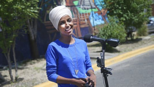 Minnesota's Omar holds off well-funded primary challenger