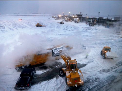 The chaos at New York's JFK airport was made worse by a major operational flaw
