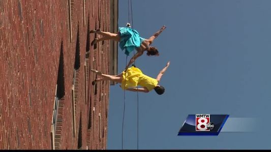 Group takes dancing to new 'heights'
