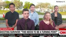 Teen Survivors Of Florida Shooting To March On Washington For Gun Law Reform