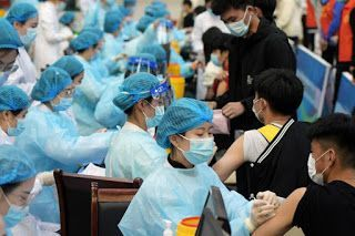 China administers total of 149.07 million doses of COVID-19 vaccines as of April 7