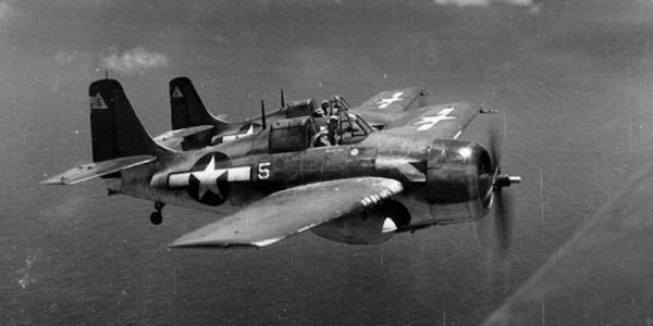 How the US's Wildcat fighter plane held the line against the fearsome Japanese Zero during World War II