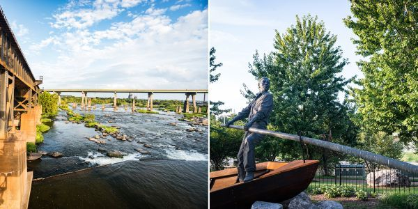 Break Out and Discover Richmond's Rich History