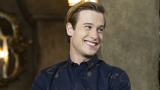 Tyler Henry Reveals His Dream Celebrity Client and Talks Season 4 of 'Hollywood Medium'