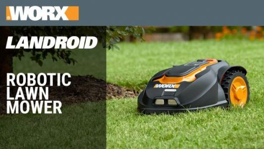 The Roomba For Your Lawn Has the Biggest Discount Ever For Black Friday, and It's Not Even Close