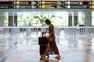 China and Singapore's Air-Travel Experiment: A 'Fast Lane' With Lots of Waiting