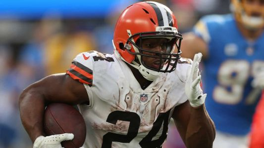 Nick Chubb injury update: Browns' RB ruled out for Week 6 matchup against Cardinals