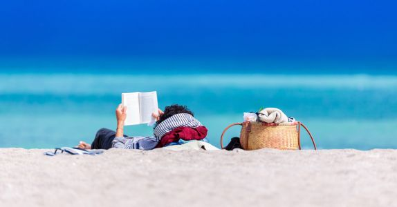 5 Beer, Wine, and Cocktail Books to Throw in Your Beach Bag or Carry-On This Summer