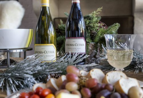 Winter Wine and Fondue Party