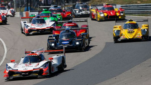 IMSA Really Wants Teams To Ditch LMP2 For DPI
