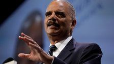 Eric Holder Revises Michelle Obama's Famed Quote: 'When They Go Low, We Kick Them'
