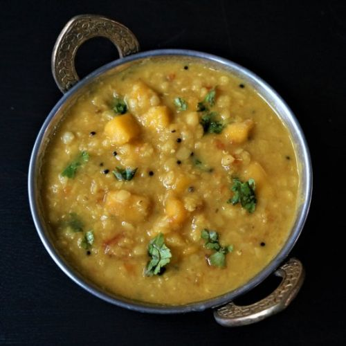 Mango Dal in Instant Pot