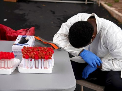 The US is in the middle of another coronavirus testing crisis - on a far larger scale than before