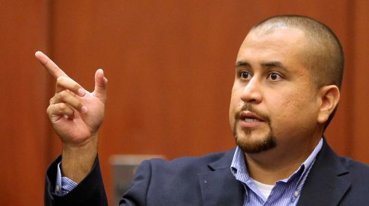 George Zimmerman files lawsuit against 2 Democratic presidential candidates