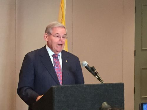 Justice Dept. won't retry Sen. Bob Menendez on bribery charges