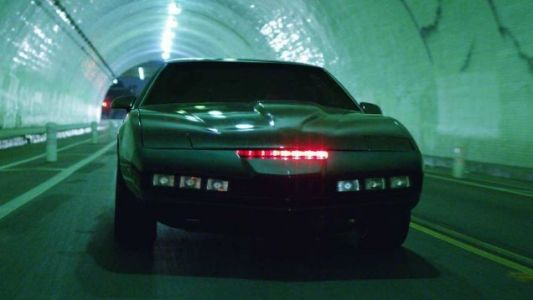 We're Taking KITT From Knight Rider On A 400 Mile Road Trip To Radwood