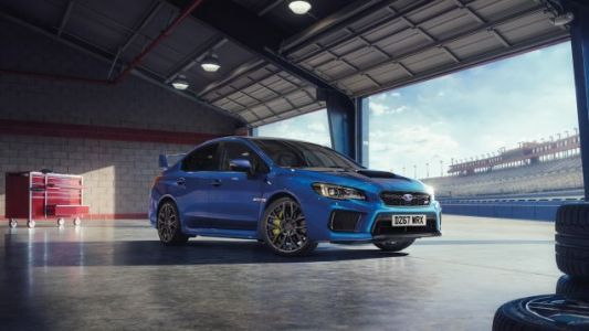 The Subaru WRX STI Seems Dead In All Of Europe Too