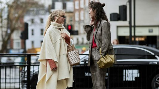 The Very Best Street Style From London Fashion Week Fall 2018