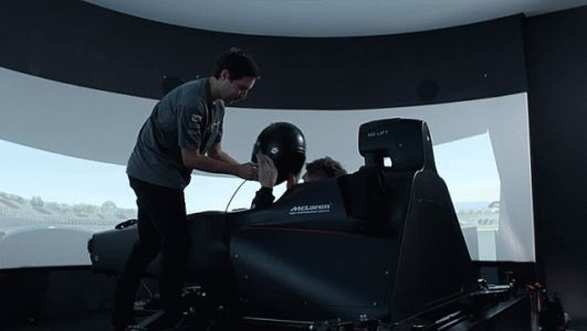 Video Games Gave McLaren's New Sim Driver A Second Shot In Racing After Nine Years Away