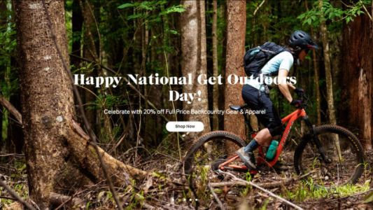 Take 20% off Full-Price Backcountry Gear And Apparel With This Code